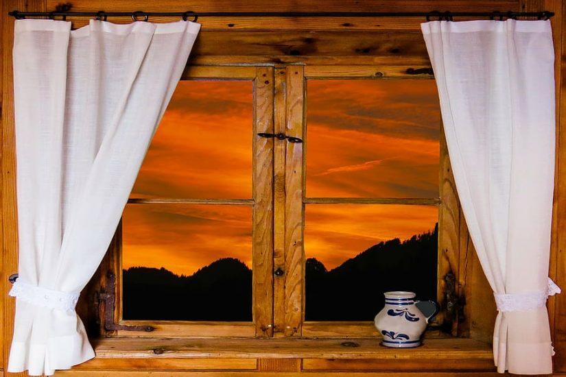 Oikeat ikkunaverhot voivat parantaa kodin jokaista huonetta!